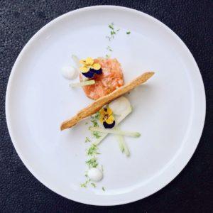 Food Lovers Tartare de saumon