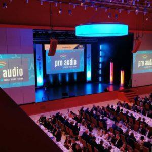 PRO AUDIO premium audiovisual systems - Lux Happenings