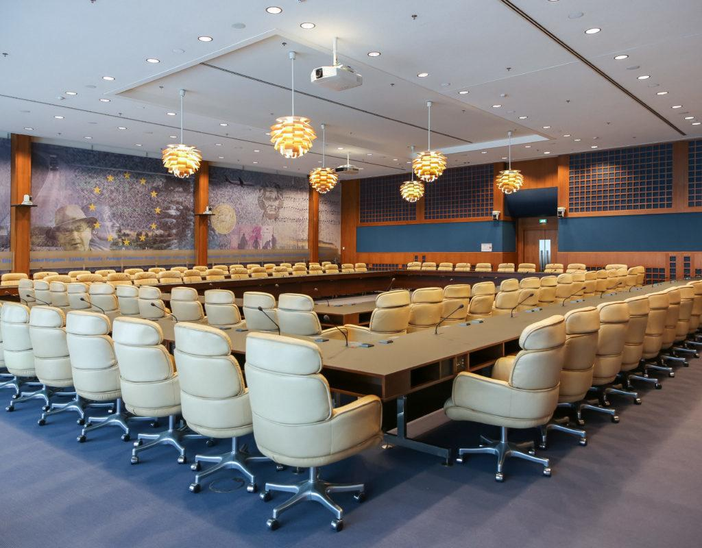 European Convention Center Luxembourg - Meeting room