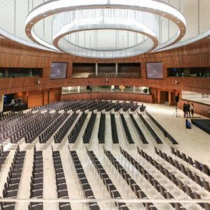 European Convention Center Luxembourg - Performance Hall