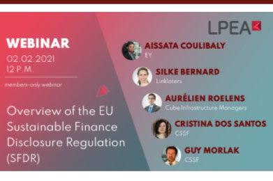 the EU Sustainable Finance Disclosure Regulation (SFDR)