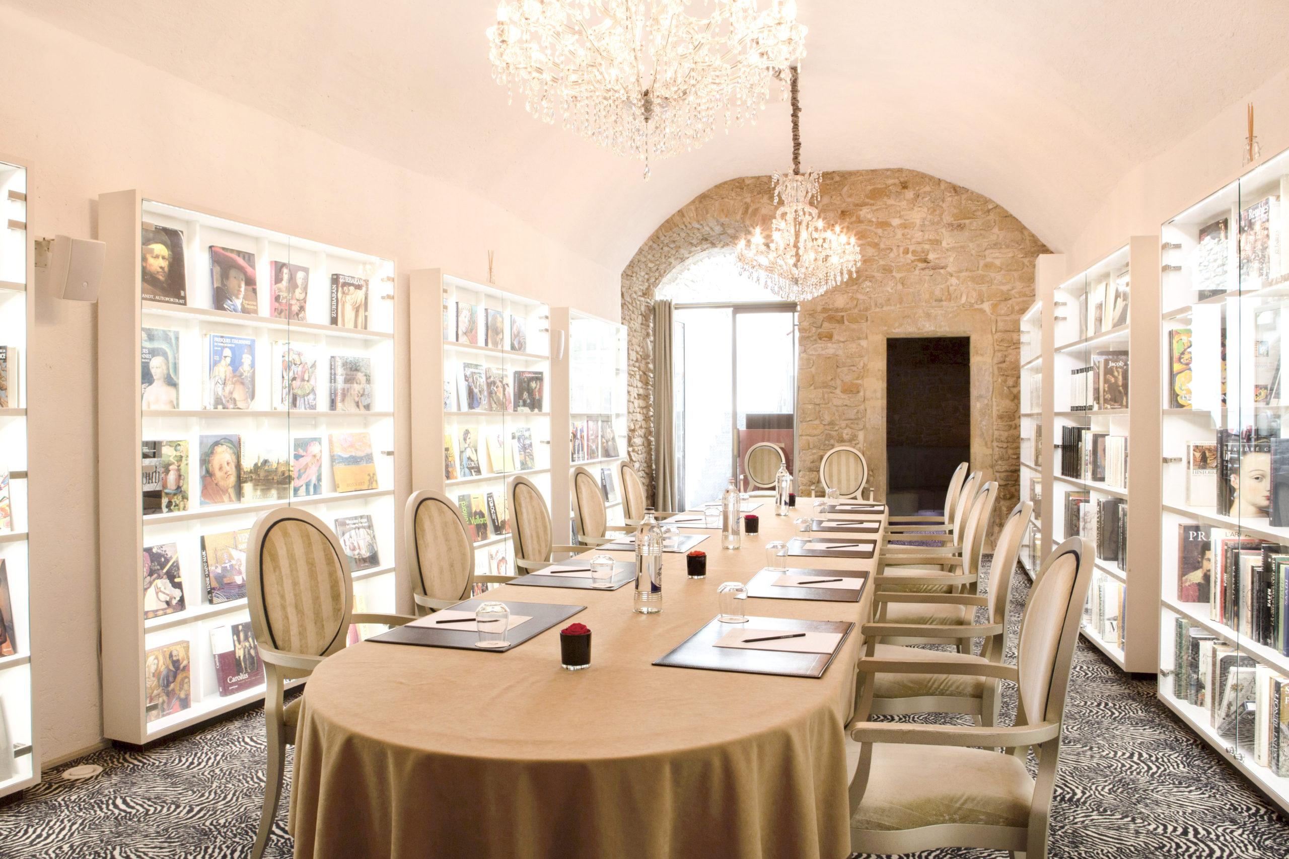 Hôtel Le Place d'Armes Salon Mansfeld 1